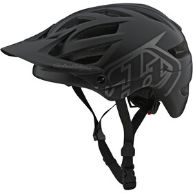 Troy Lee Designs A1 MIPS Casco, classic black
